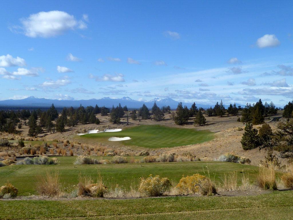 6th Hole at Brasada Ranch Golf Course