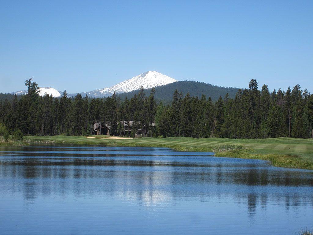 12th Hole at Crosswater Golf Club (687 Yard Par )