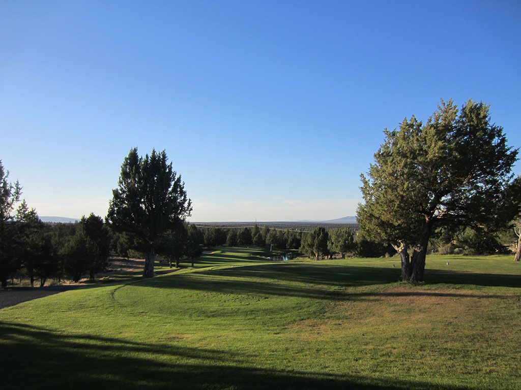3rd Hole at Eagle Crest Resort (Ridge) (219 Yard Par 3)