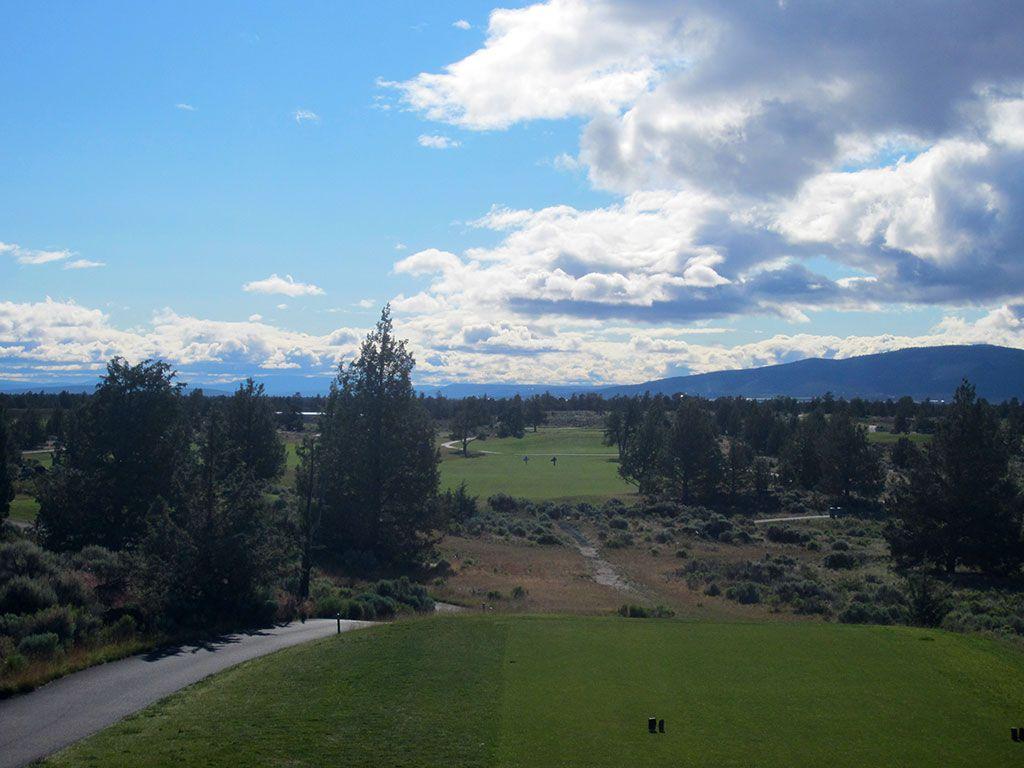 6th Hole at Juniper Golf Club (651 Yard Par 5)