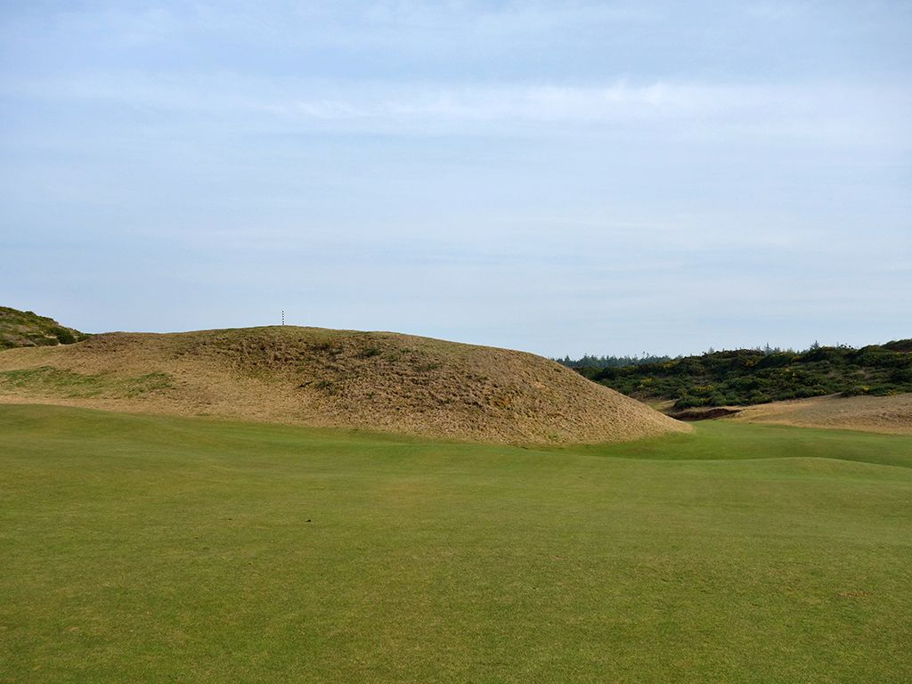 16th (Alps) Hole at Old Macdonald (455 Yard Par 4)