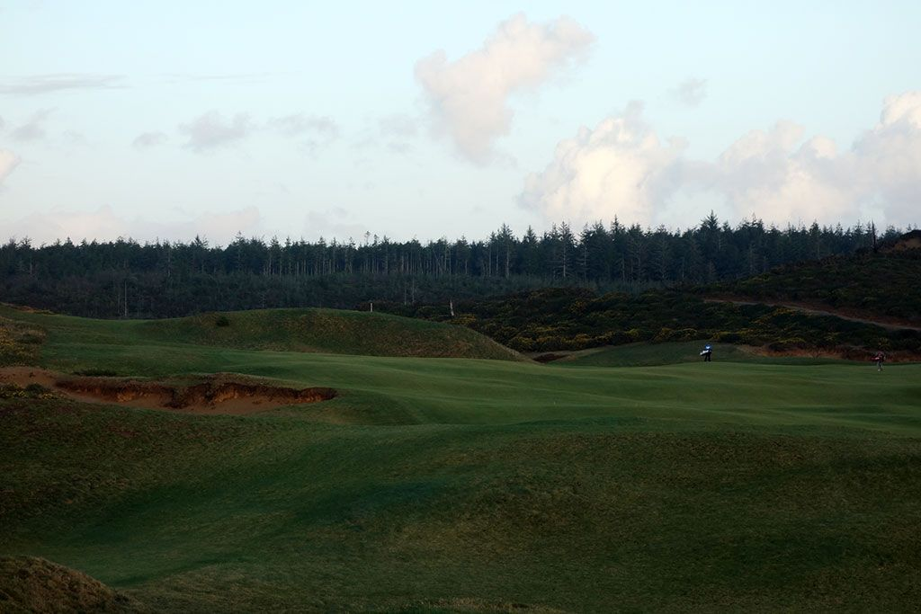 16th Hole at Old Macdonald - Alps
