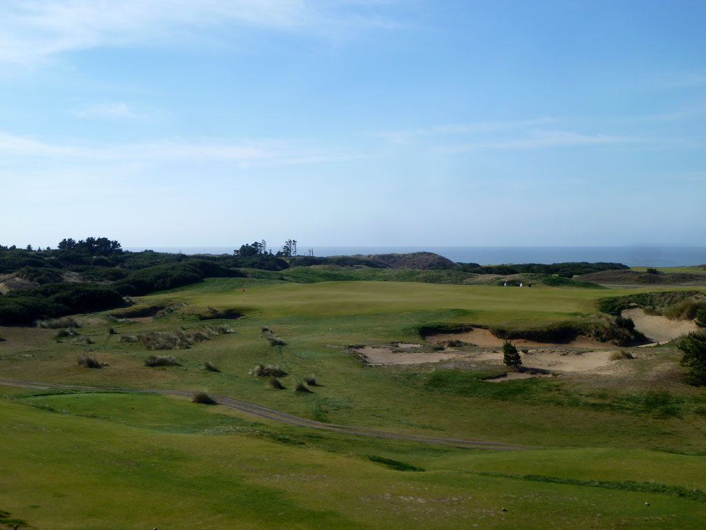 5th (Short) Hole at Old Macdonald (160 Yard Par 3)