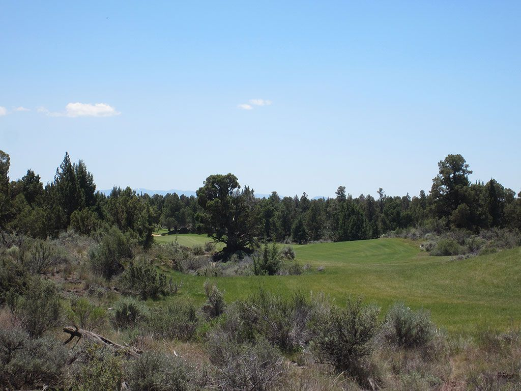15th Hole at Pronghorn Golf Club (Fazio) (511 Yard Par 4)