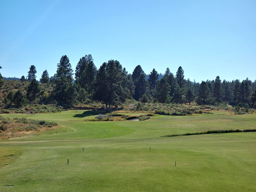 15th Hole at Silvies Valley Ranch (Craddock) (315 Yard Par 4)