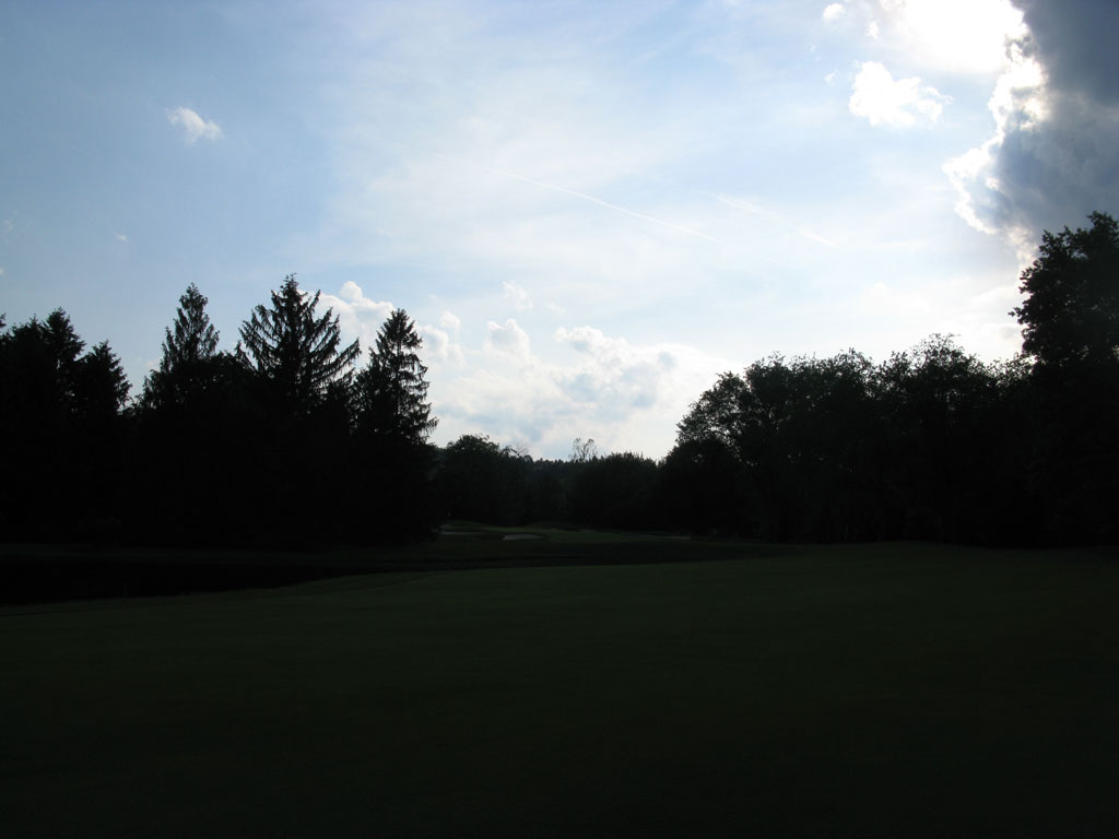 15th Hole at Laurel Valley Golf Club (375 Yard Par 4)