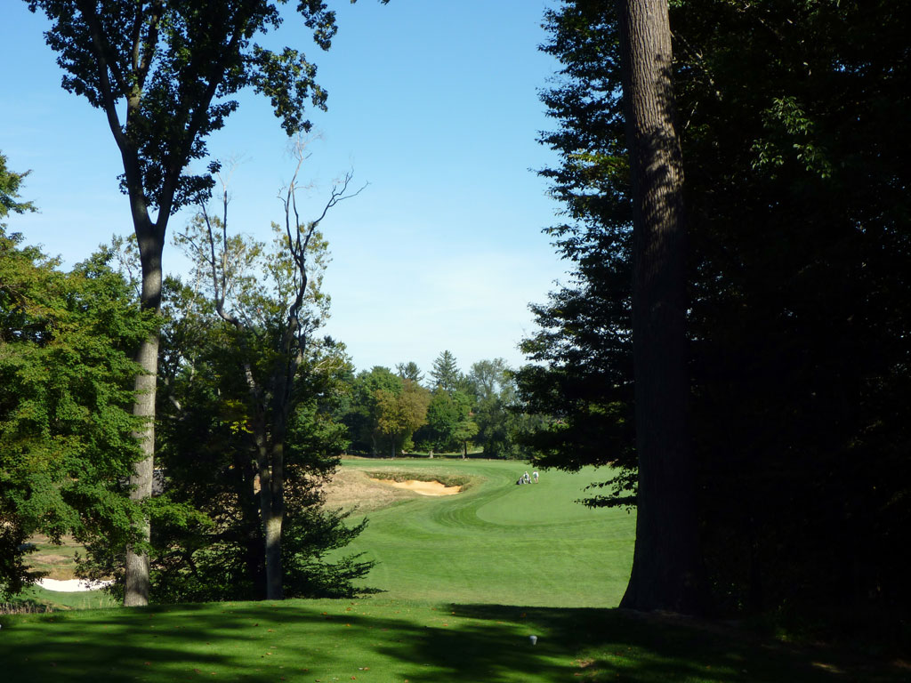 Merion 10th hole