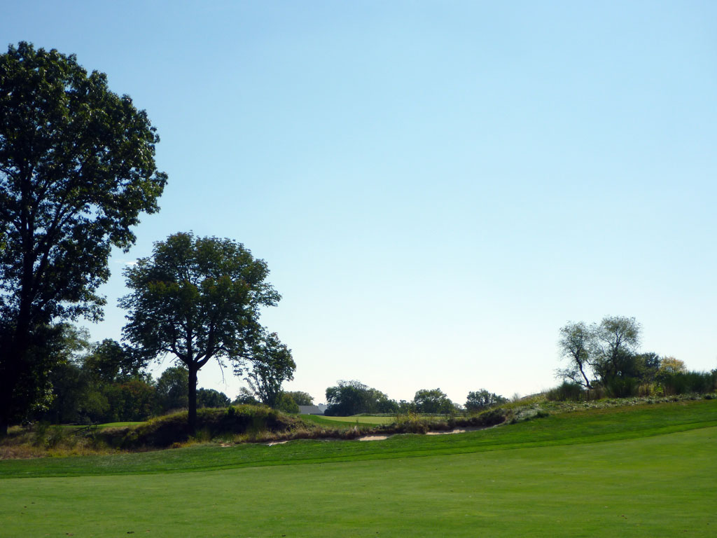 16th Hole at Merion Golf Club (East) (428 Yard Par 4)