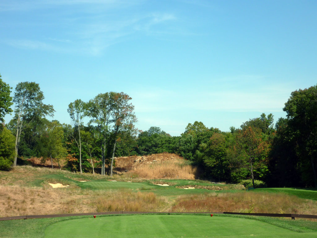 17th Hole at Merion (East) (220 Yard Par 3)
