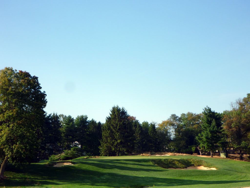 3rd Hole at Merion Golf Club (East) (181 Yard Par 3)