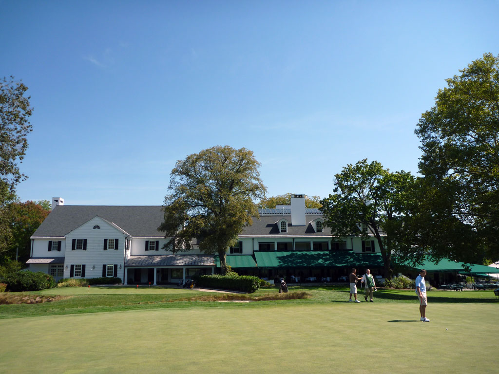 Merion Golf Club (East)