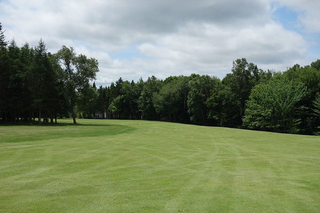 4th Hole at Brudenell River Golf Course (490 Yard Par 5)