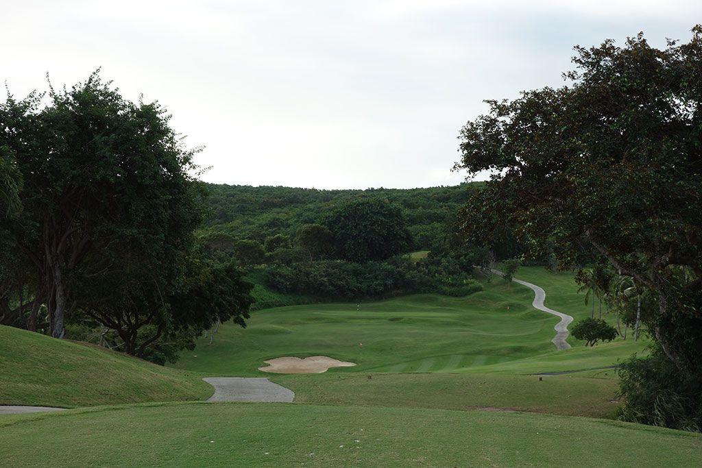 7th Hole at El Conquistador Resort (316 Yard Par 4)