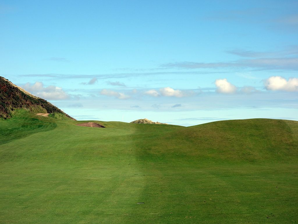 14th Hole at Cruden Bay Golf Club (431 Yard Par 4)