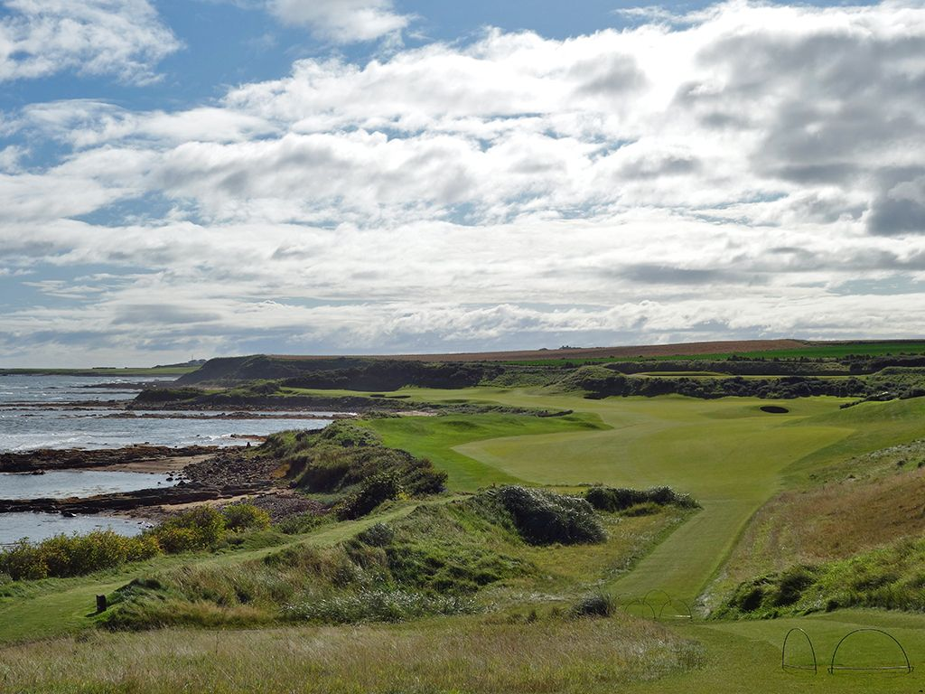 12th Hole at Kingsbarns Golf Links