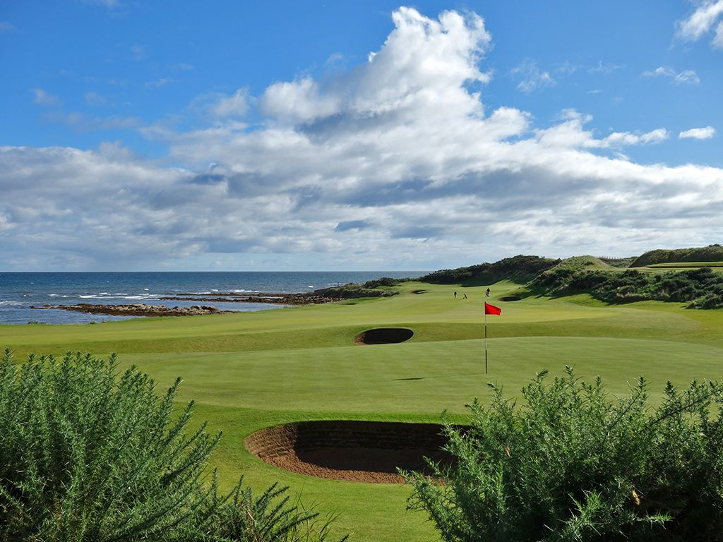Few courses in Scotland can rival the beauty at Kingsbarns