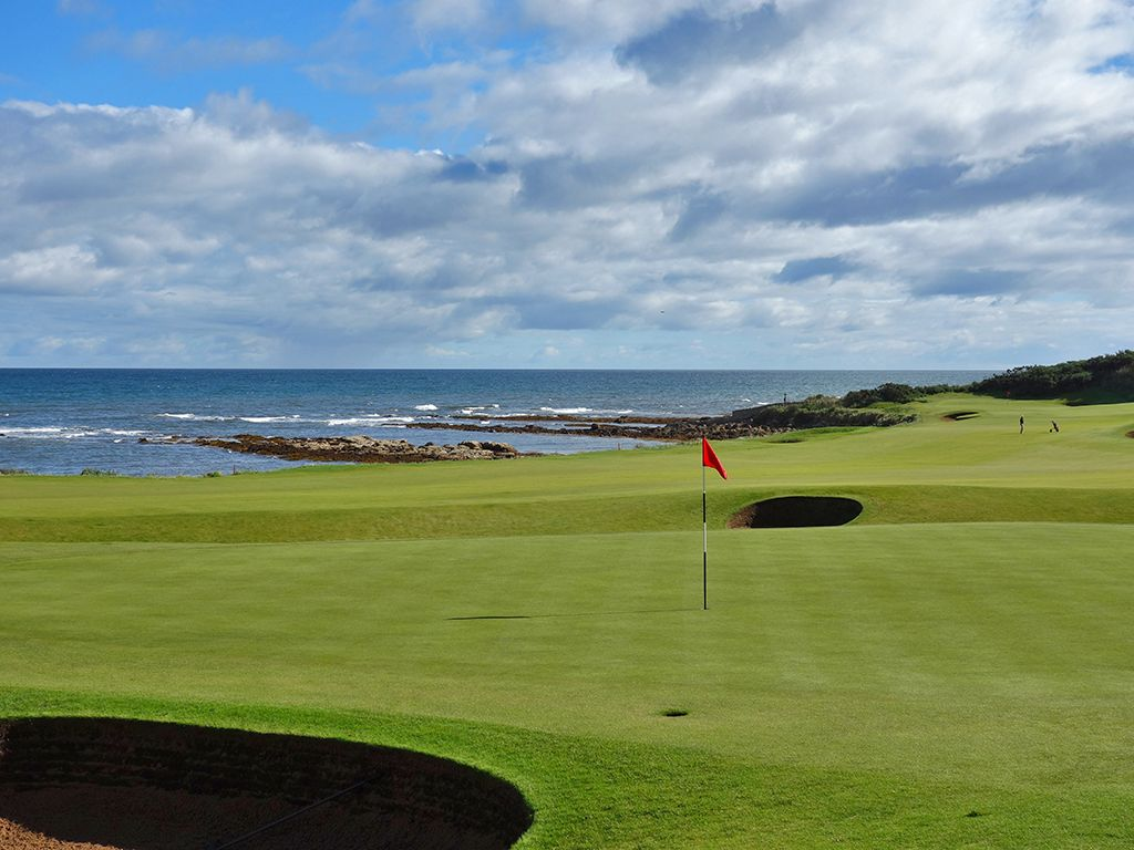 13th Hole at Kingsbarns Golf Links