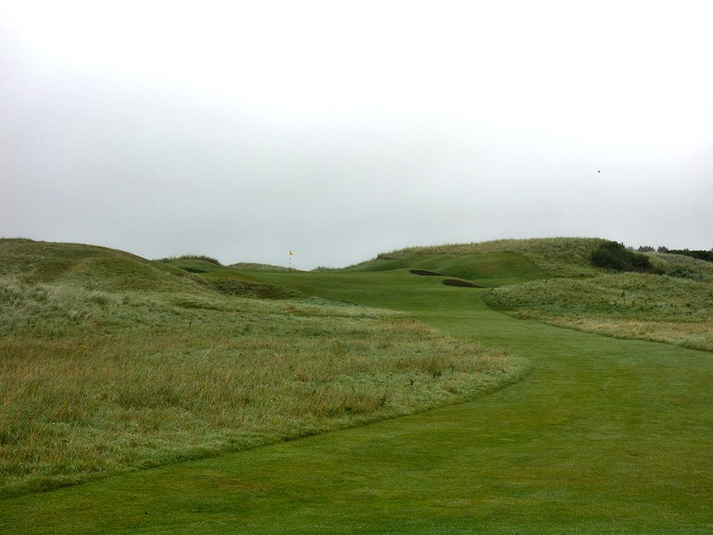 13th Hole at Muirfield (191 Yard Par 3)