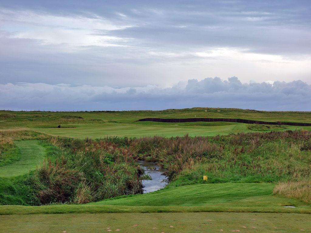 3rd (Cardinal) Hole at Prestwick Golf Club (533 Yard Par 5)