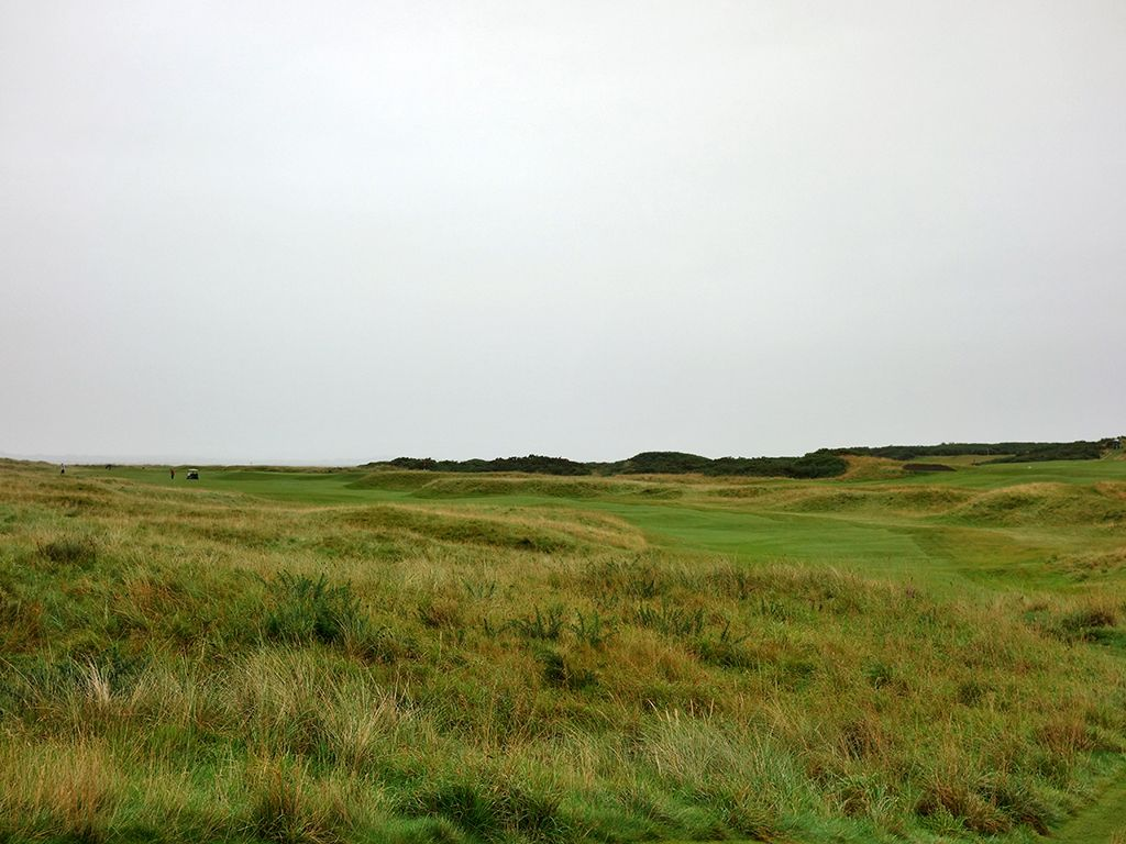 14th (Foxy) Hole at Royal Dornoch (Championship) (445 Yard Par 4)