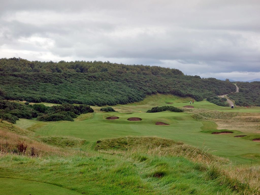 5th (Hilton) Hole at Royal Dornoch (Championship) (353 Yard Par 4)