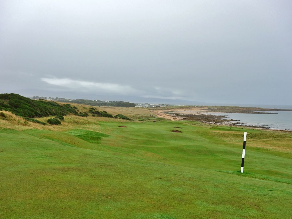 8th (Dunrobin) Hole at Royal Dornoch (Championship) (434 Yard Par 4)