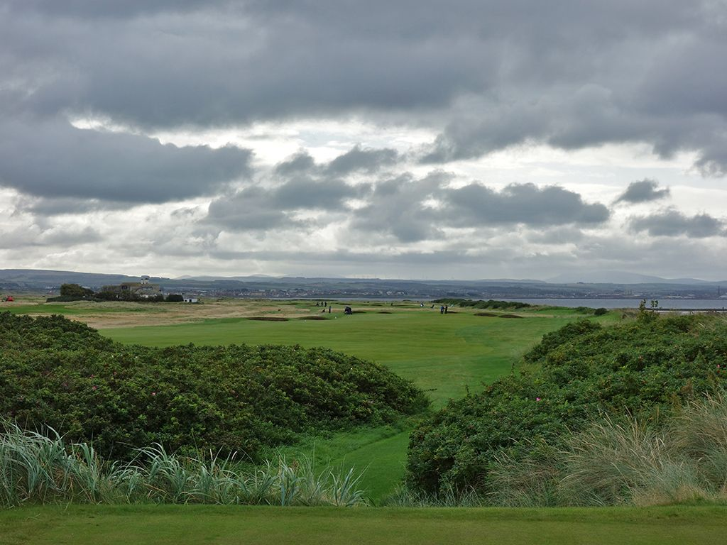 1st (Seal) Hole at Royal Troon Golf Club (Old) (370 Yard Par 4)