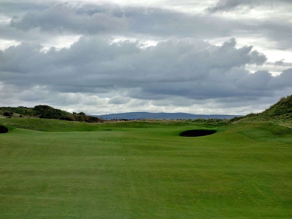 6th (Turnberry) Hole at Royal Troon Golf Club (Old) (601 Yard Par 5)