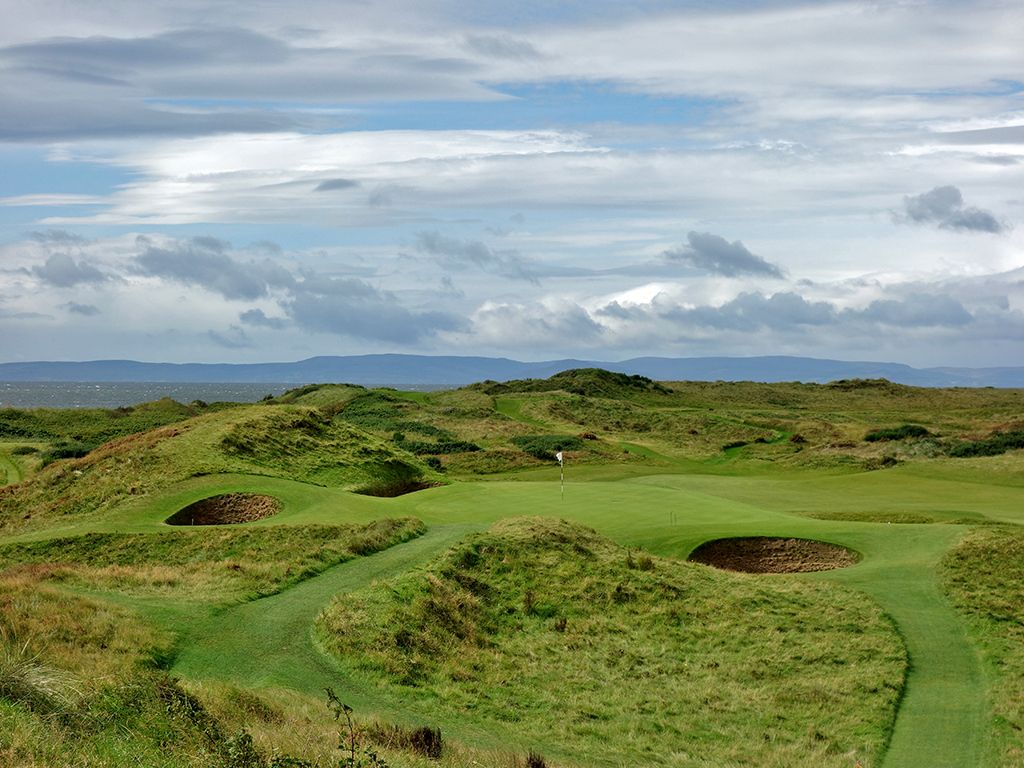 8th Hole at Royal Troon (Old)