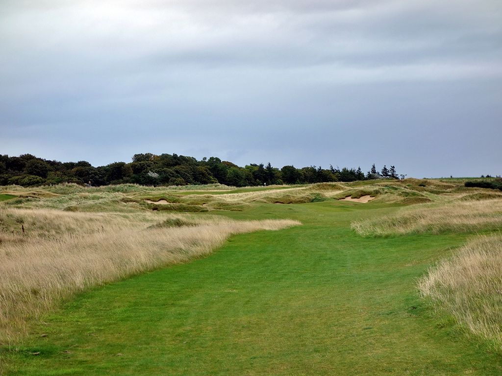 12th Hole at St Andrews Links (Castle) (454 Yard Par 4)