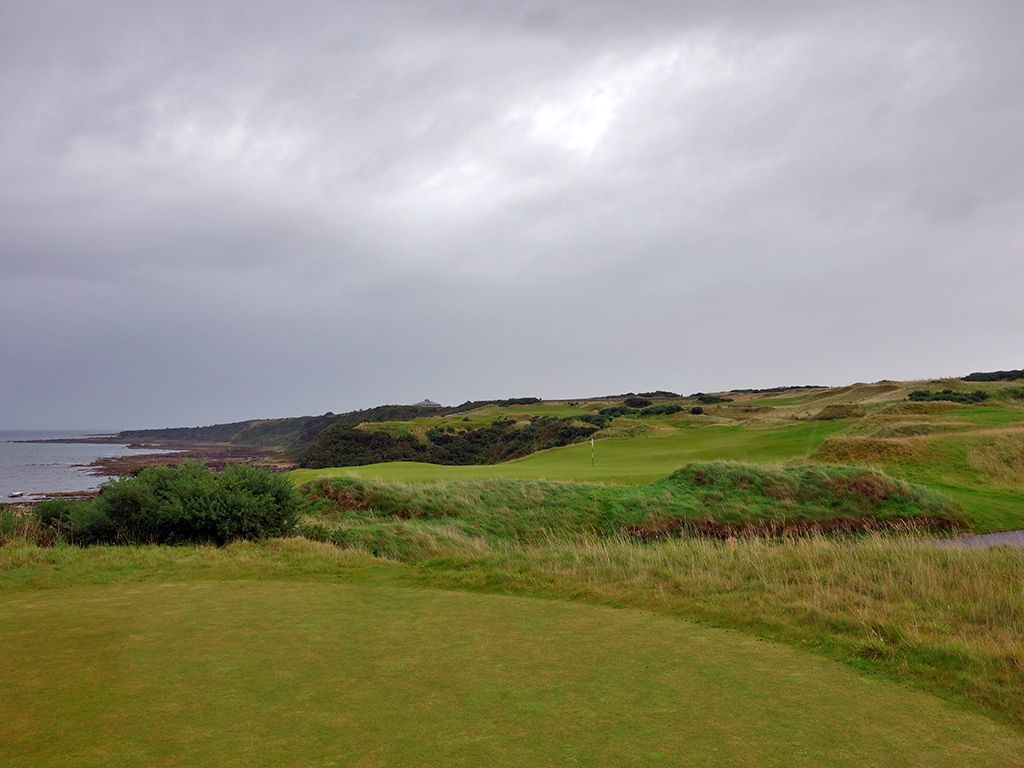 17th Hole at St Andrews Links (Castle) (184 Yard Par 3)