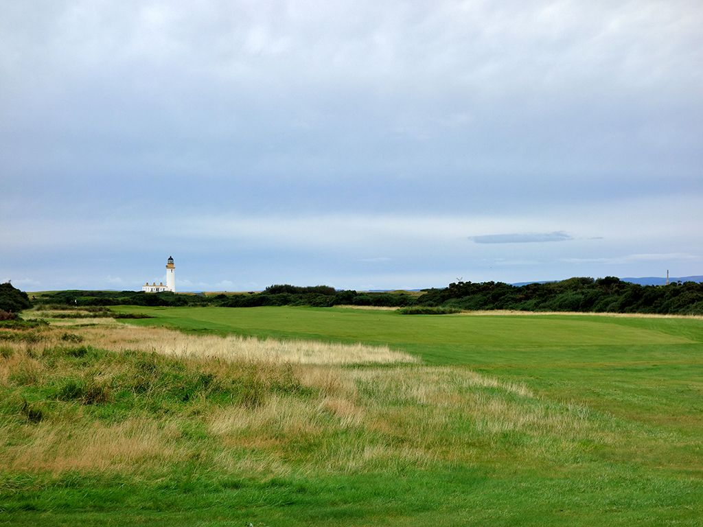 3rd Hole at Trump Turnberry (King Robert the Bruce) (332 Yard Par 4)