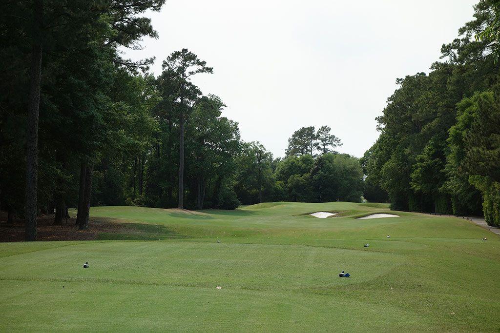 5th Hole at Caledonia Golf & Fish Club (419 Yard Par 4)