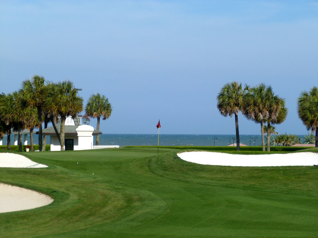 9th Hole at The Dunes Golf and Beach Club