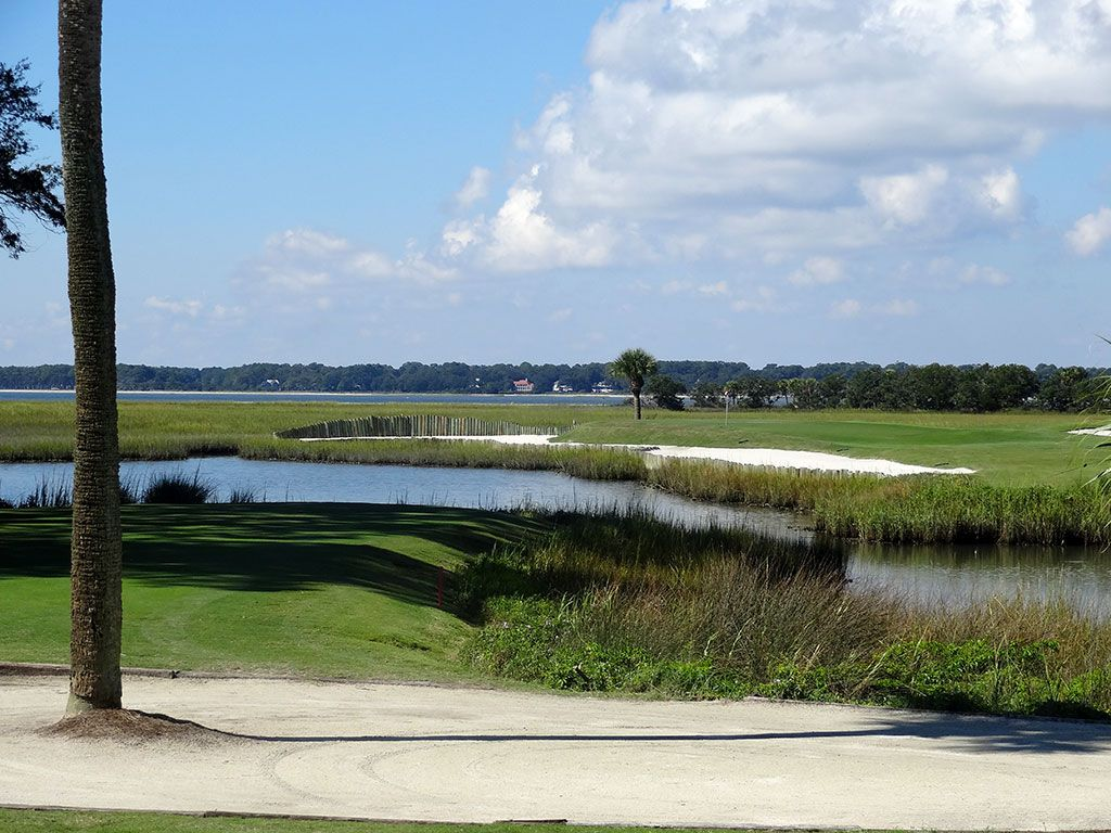 14th Hole at Harbour Town Golf Links (192 Yard Par 3)
