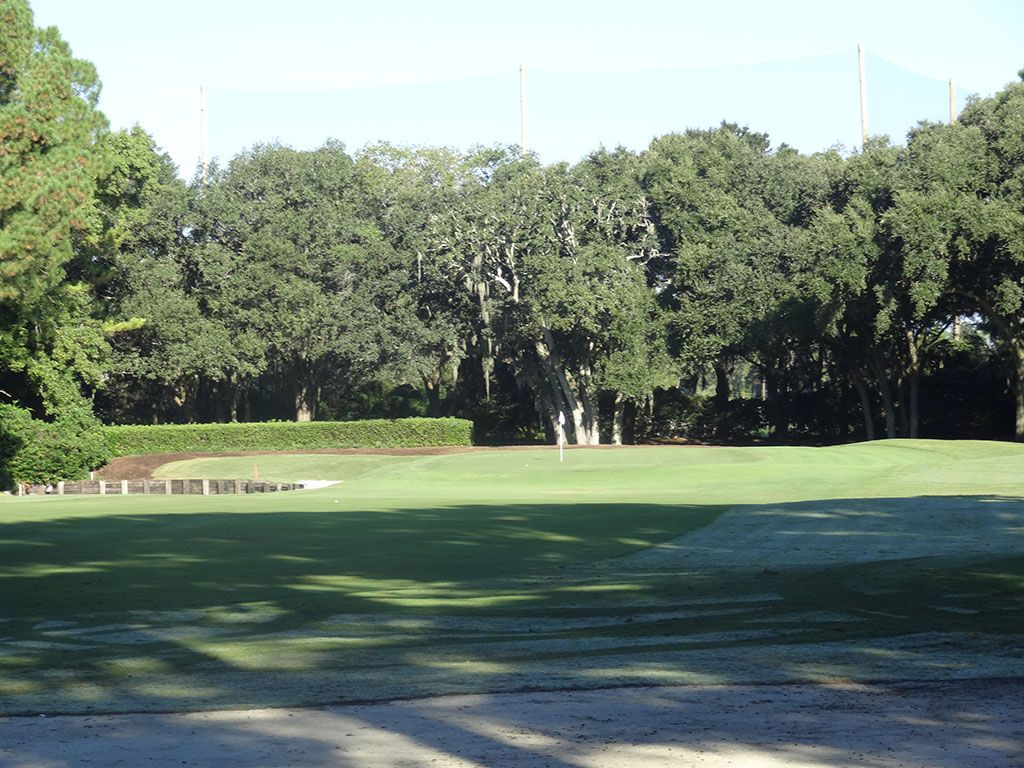 8th Hole at Harbour Town Golf Links (473 Yard Par 4)