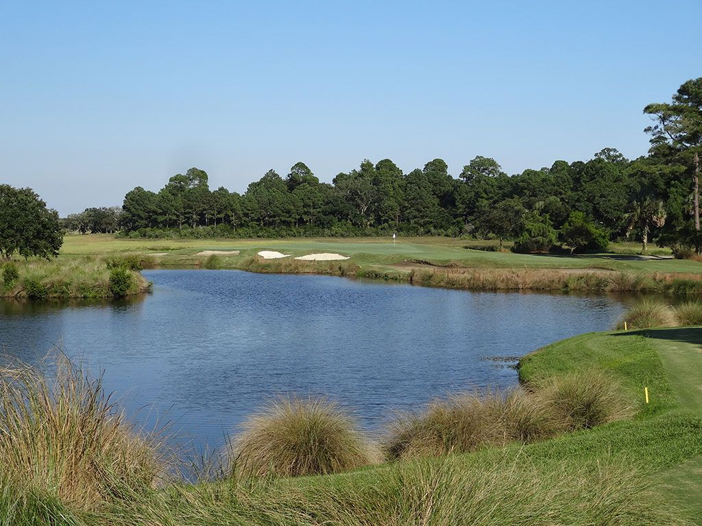 13th Hole at Kiawah Island Club (Cassique) (175 Yard Par 3)