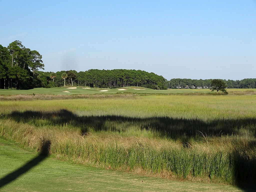15th Hole at Kiawah Island Club (Cassique) (540 Yard Par 5)