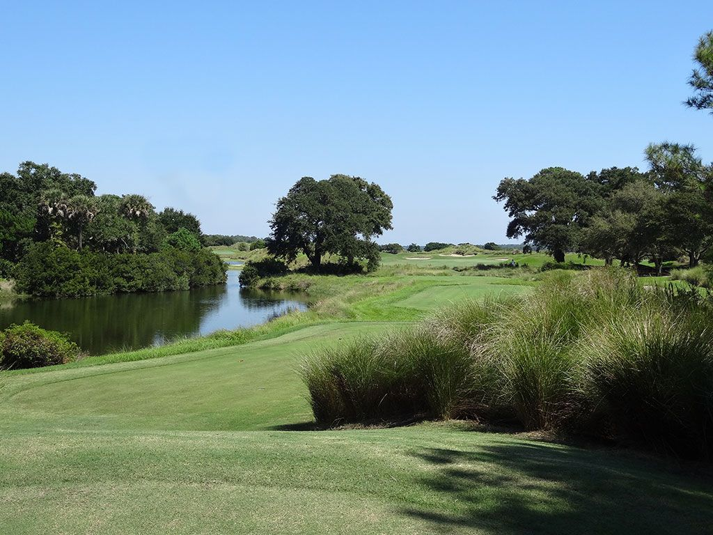 2nd Hole at Kiawah Island Club (Cassique) (535 Yard Par 5)