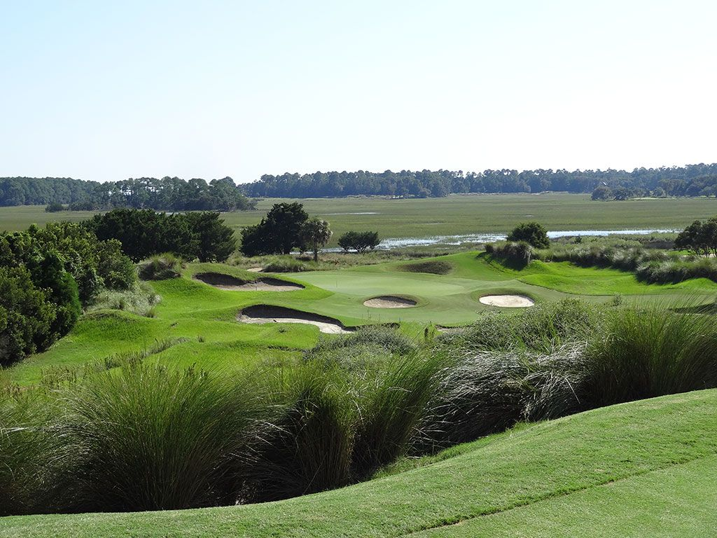 5th Hole at Kiawah Island Club (Cassique) (150 Yard Par 3)