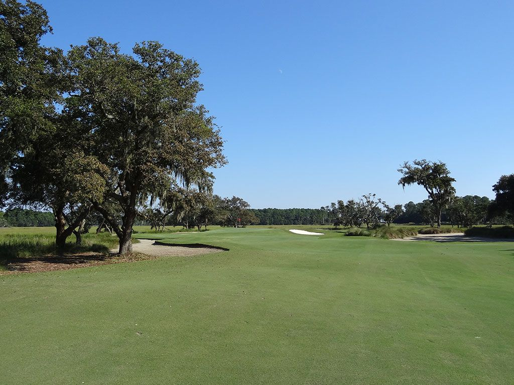 8th Hole at Kiawah Island Club (Cassique) (345 Yard Par 4)