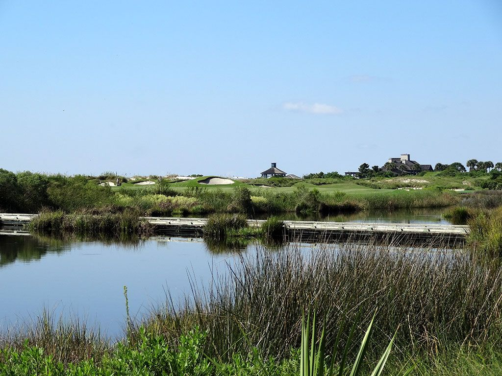 13th Hole at Kiawah Island Resort (Ocean) (404 Yard Par 4)