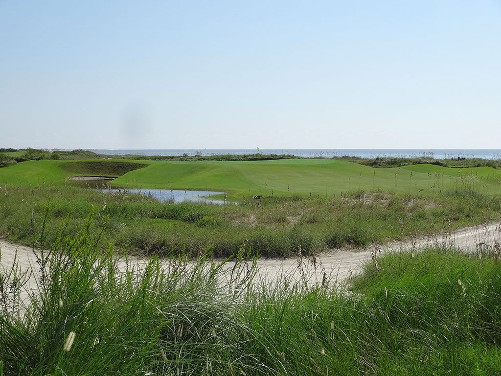 14th Hole at Kiawah Island Resort (Ocean) (194 Yard Par 3)