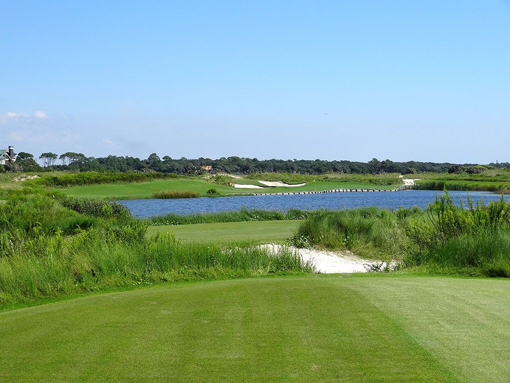 17th Hole at Kiawah Island Resort (Ocean) (221 Yard Par 3)