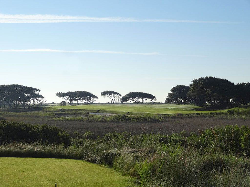 2nd Hole at Kiawah Island Resort (Ocean) (543 Yard Par 5)