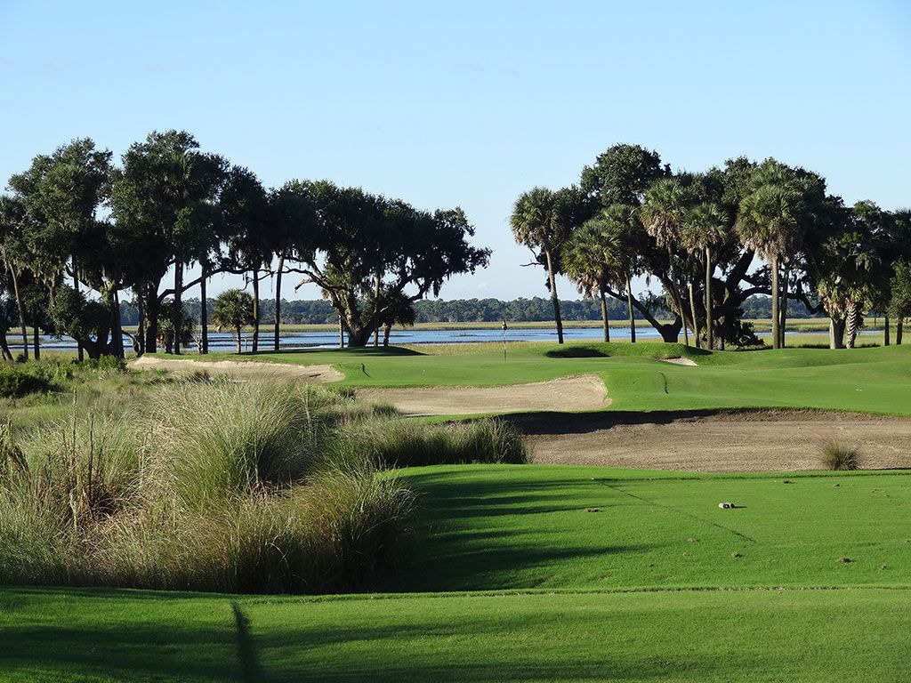 17th Hole at Kiawah Island Club (River) (213 Yard Par 3)