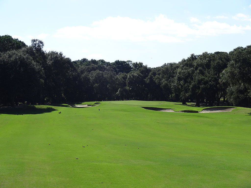 7th Hole at Kiawah Island Club (River) (482 Yard Par 4)