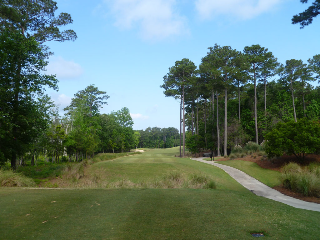 12th Hole at TPC Myrtle Beach (333 Yard Par 4)