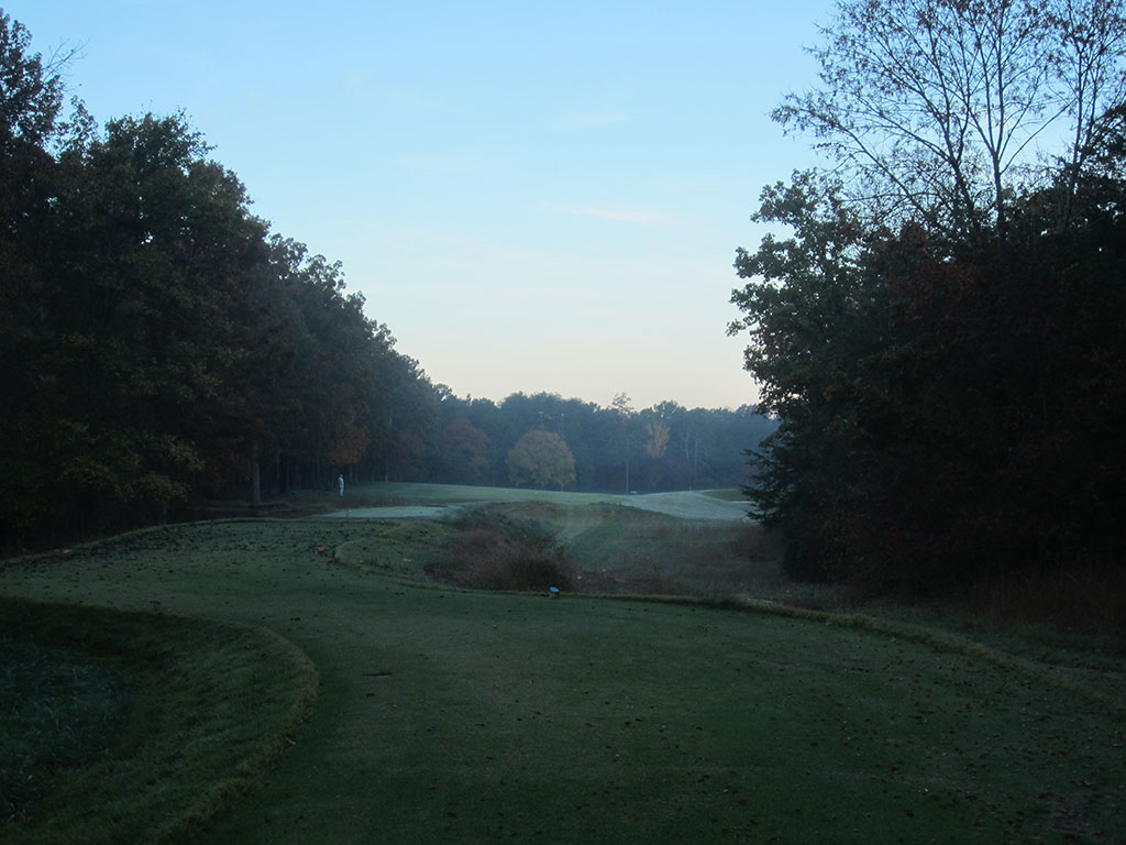 2nd Hole at Honors Course (560 Yard Par 5)