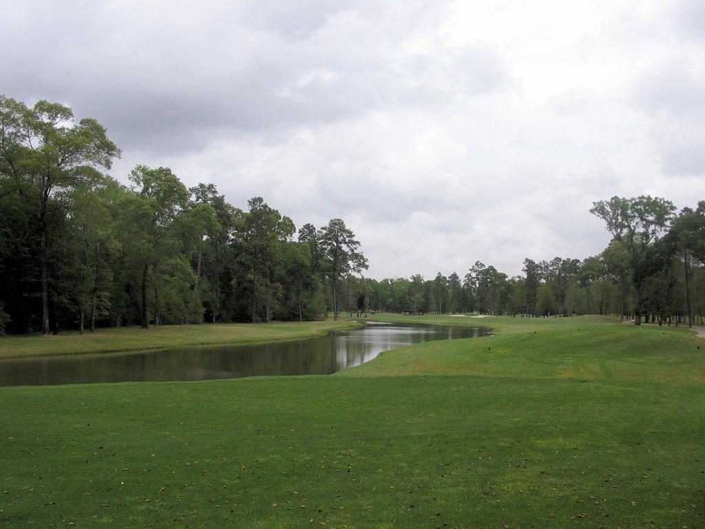 13th Hole at Augusta Pines Golf Club (554 Yard Par 5)
